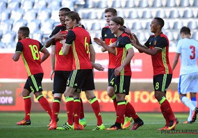 Vijf talenten die na de beloftenmatch België-Tsjechië in iedere scout zijn boekje staan