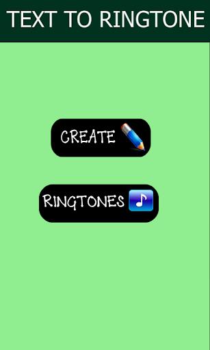 Text To Ringtone Converter