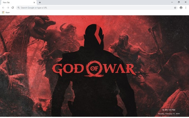 God of War Tab Baru & Wallpaper Koleksi