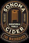 Sonoma Cider The Washboard - Sarsaparilla Vanilla Cider