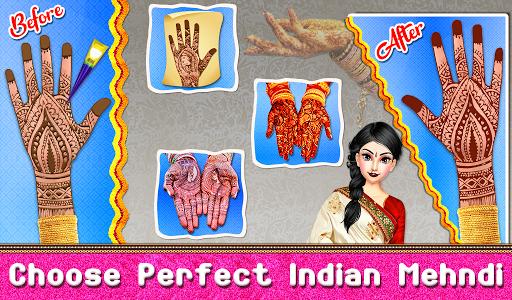 Indian Wedding Girl Arranged Marriage Rituals 1.0.2 screenshots 3