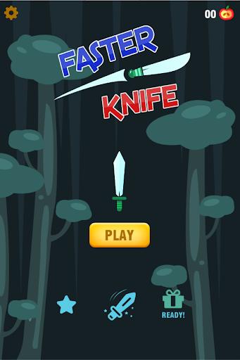 Throwing Knife - Faster Shot Screenshot