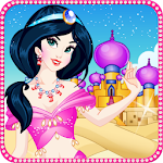 Arabian Princess Makeover