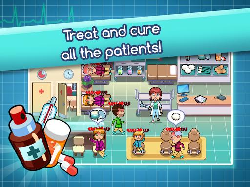 Hospital Dash - Simulator Game for PC