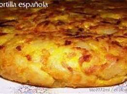 Fireman Bob's Tortilla Española My Way Recipe