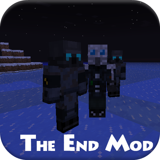 The End Mod For Minecraft PE 益智 LOGO-玩APPs