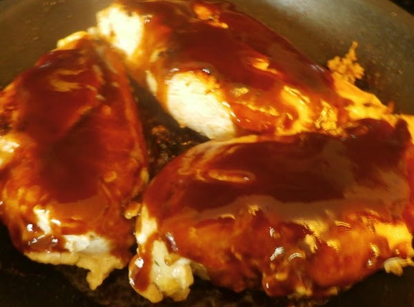 Cook chicken on both sides about 10 minute each side. Then turn heat to...