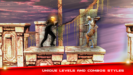 Ghost Fight - Fighting Games 1.05 screenshots 8