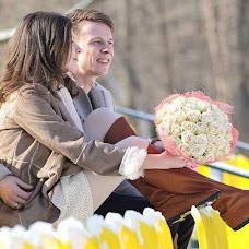 Wedding photographer Anna Sarafanova (Sarafan). Photo of 20.02.2014