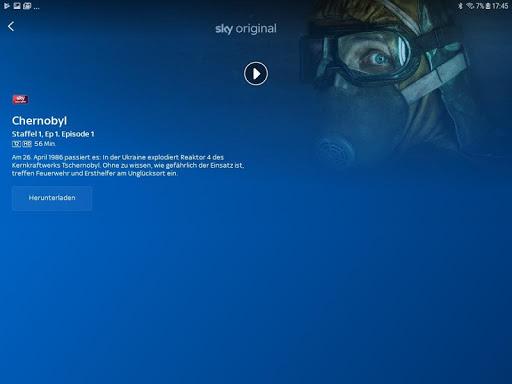 Sky Go screenshot 21
