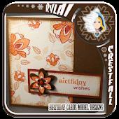 Birthday Cards Model Design