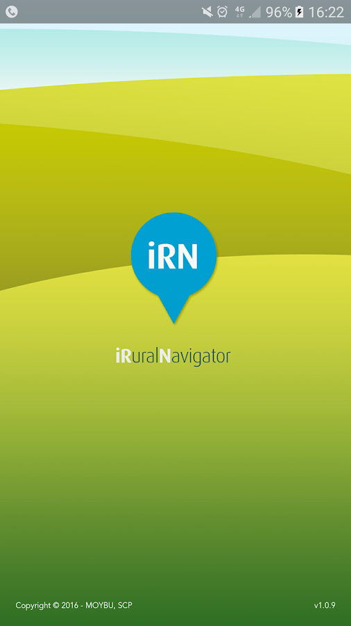 iRuralNavigator (iRN)- screenshot
