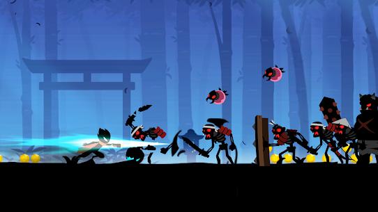 Stickman Revenge 4: Epic War Mod Apk (Unlimited Crystals and Stamina) 2