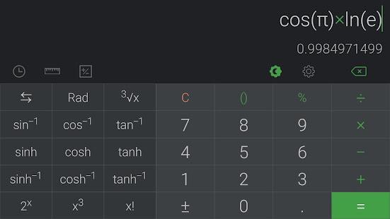 Scientific Calculator Plus for PC-Windows 7,8,10 and Mac apk screenshot 2