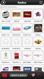 Morocco Radio FM - náhled