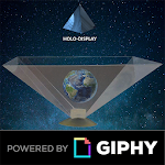 3d hologram - Holo-display 1
