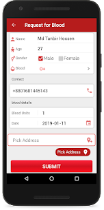Easy Blood – Find Blood Donor Near You 4