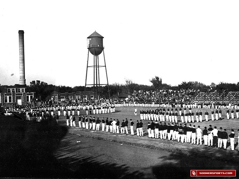 Photo: 1910s Boyd Field Looking NE
