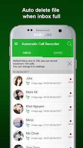 Automatic Call Recorder PRO by GHStudio v1.0.2 APK [Latest] 2