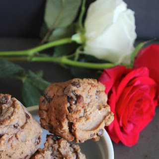 Cassava Flour Chocolate Chip Muffins