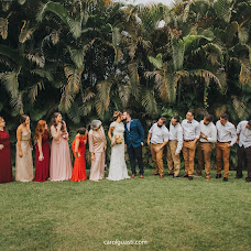 Wedding photographer Carol Guasti (carolguasti). Photo of 30.11.2016
