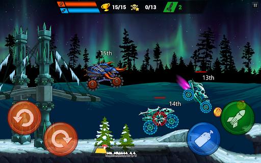 Mad Truck Challenge - Shooting Fun Race apkdebit screenshots 17