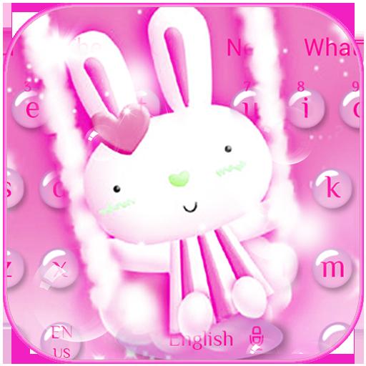 Pink Rabbit Keyboard