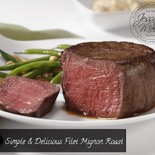 Simple and Delicious Filet Mignon Roast