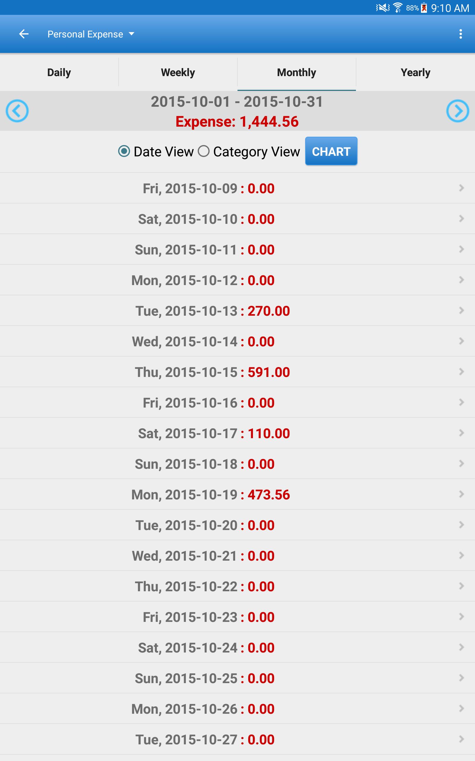 Expense Manager screenshot #15