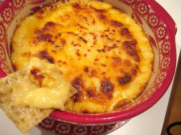 ~ Cheesy Onion Dip ~ Recipe