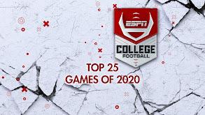 ESPNU College Football Top 25 Games of 2020 thumbnail