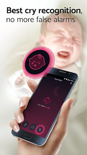 BabyCam: Baby Sleep Monitor & Nanny Cam - 3G, Wifi  screenshots 3