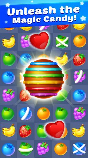 Sweet Fruit Candy: New 2020 Games apkmind screenshots 1