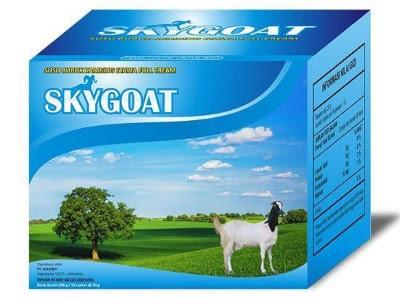 susu kambing etawa skygoat nutrisi tumbuh kembang anak tulang sendi asam lambung tbc asma asam urat