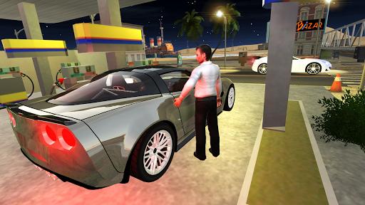 Sport Car Corvette 1.1 screenshots 5