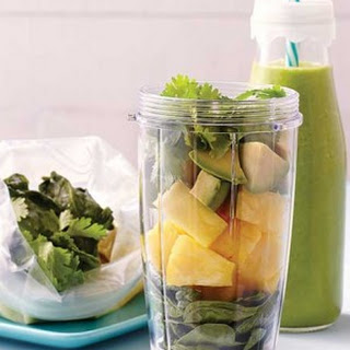 Life-Altering Green Smoothie.