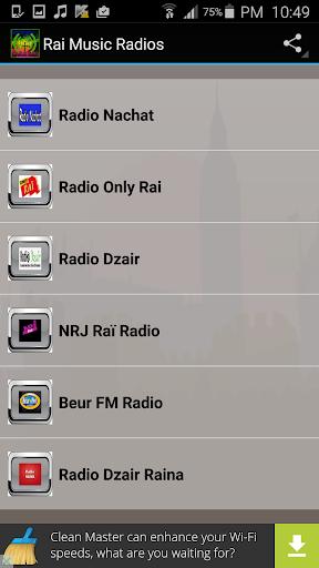 Rai Music Radios