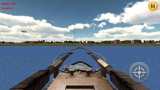 Air Fighter Destroyer