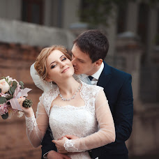 Wedding photographer Vladimir Kameneckiy (Kamenetskiy). Photo of 21.09.2015