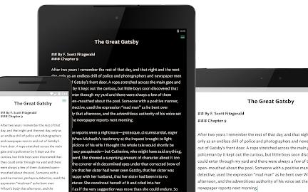 JotterPad - Writer Screenshot 9
