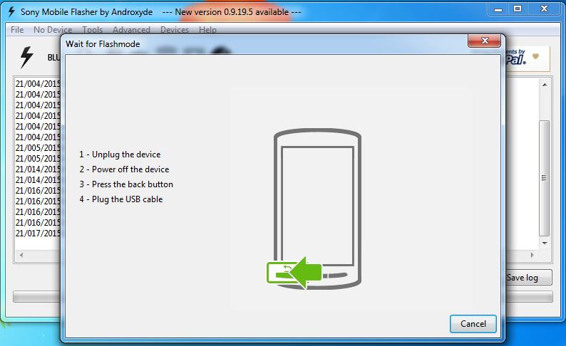 Hướng dẫn nâng cấp android 5.1 cho sony xperia z2