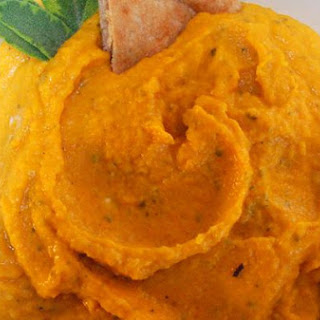 Roasted Butternut Squash and Sage Dip