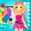 Dress up 2021: Girls Game to Change Dress 👗 icon