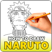 How to Draw Naruto Boruto Anime