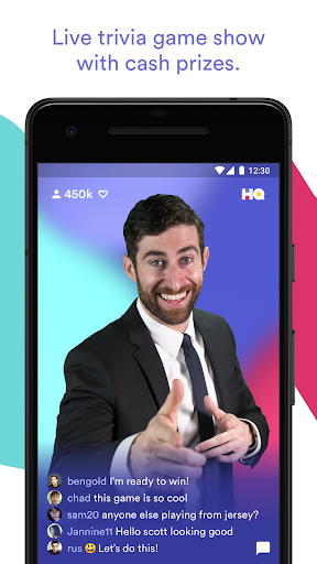 HQ Trivia 1.2.2 screenshots 1