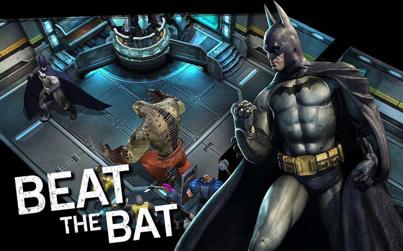 Batman: Arkham Underworld– captură de ecran
