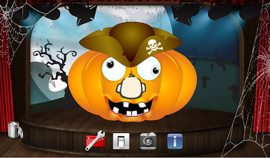 Halloween Pumpkin Maker Game- screenshot thumbnail