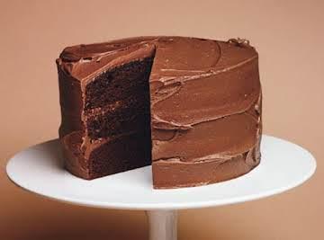 Chocolate Mayonaise Cake