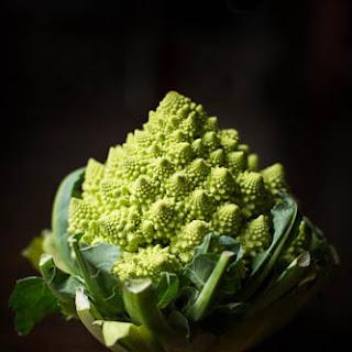 Romanesco, the Lady Gaga of Broccoli