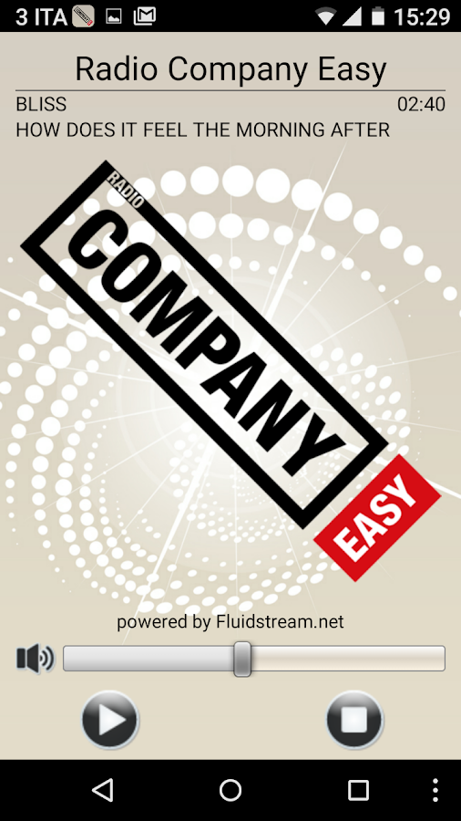 Radio Company Easy- screenshot